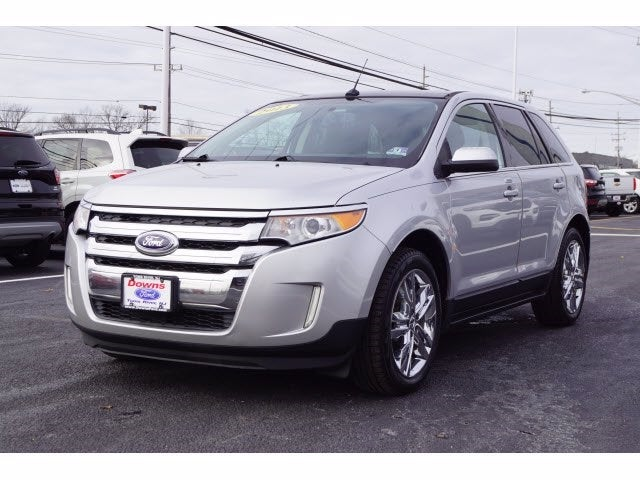 Ford Edge Limited In Toms River Nj Downs Ford