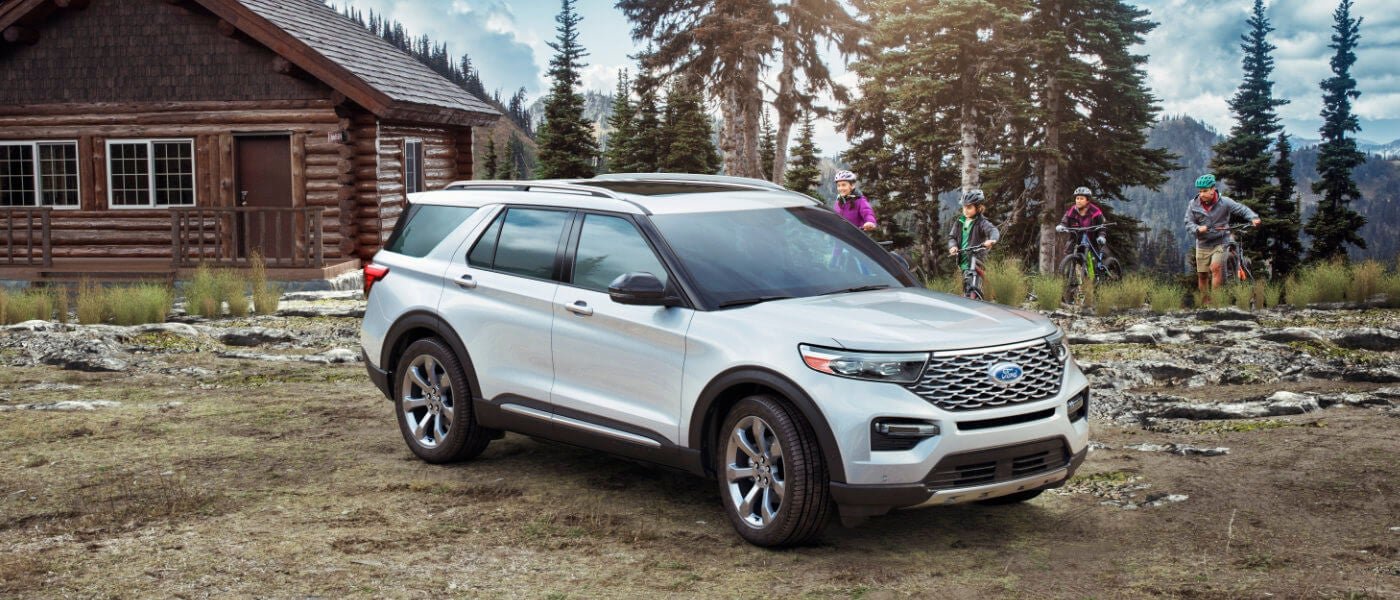 9 Ford Explorer Optional Packages & Accessories  Downs Ford